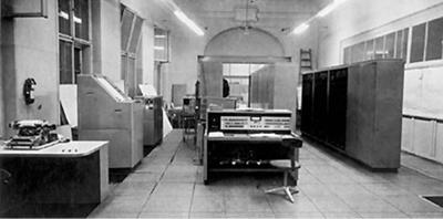 Первые в мире модулярные ЭВМ Эпос и Эпос-2