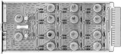 Ячейка ЭВМ Т340А и К340А