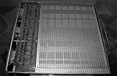 Блок накопителя команд ЭВМ К340А