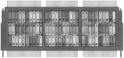 Арифметическое устройство бортового компьютера Гном на ИС Р12-2